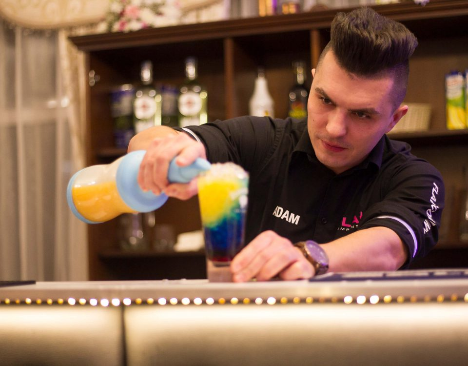 Barman Flair Company to fachowiec