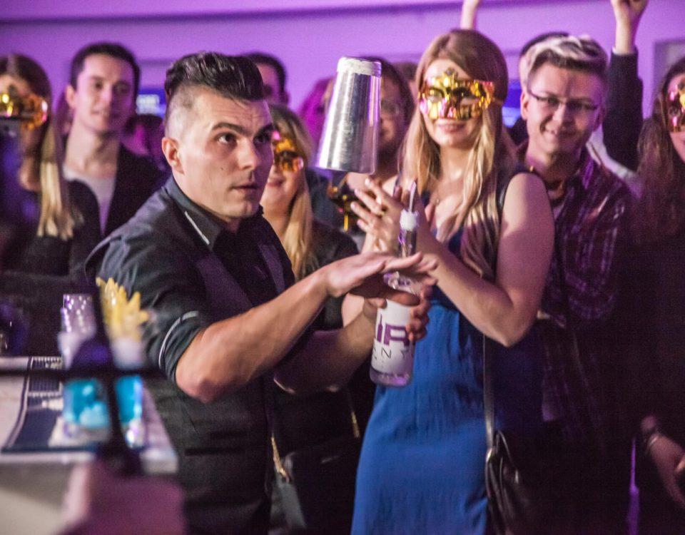Drink bar i pokaz barmański Flair Company