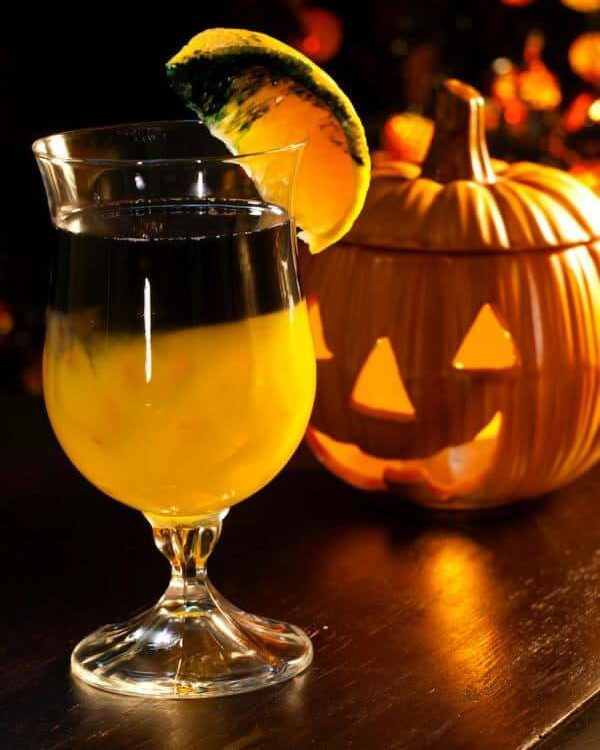 Hallowenowe drinki