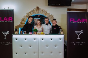 Drink bar na weselu